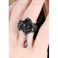Bleeding Rose Ring