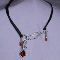 Passion Thorns Necklace