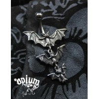 Bats Belly Ring