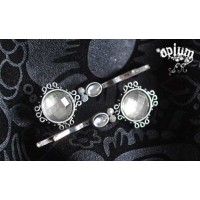 Romantic Hair Pins Silver