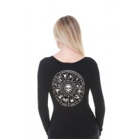 Dark Astrology Cardigan