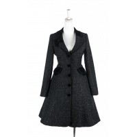 Tweed Elegant Lolita Coat