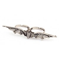 Bat Double Ring II