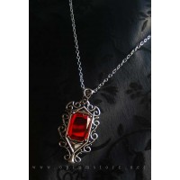 Isabelle Blood Pendant