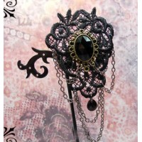 Lace Brooch